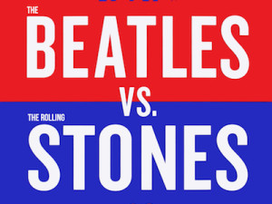 COVER THE CRESCENT: THE BEATLES VS. THE ROLLING STONES