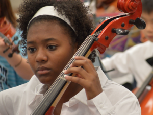 The History of the Cello by Ms. Pierce