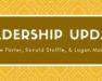 Leadership Update Banner