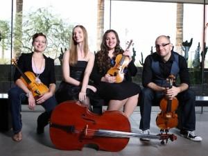 Tetra String Quartet